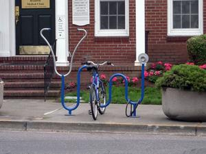 Artistic bike racks to be installed at several Lodi locations