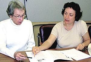 Lodians improve reading skills with library's adult literacy program