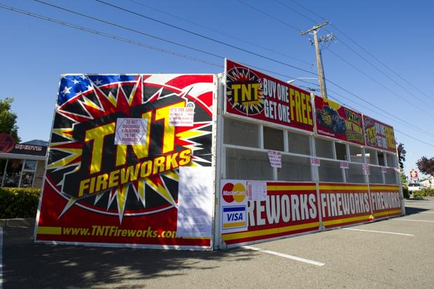 Fireworks are for sale in Lodi starting today
