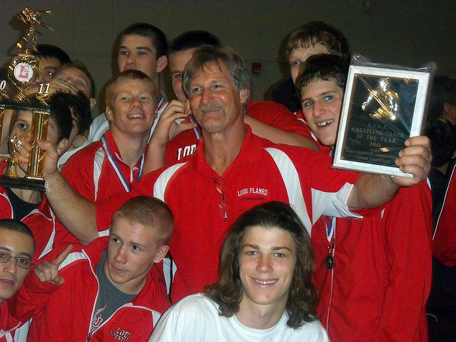 Keith Mettler has Lodi Flames wrestling team on the move