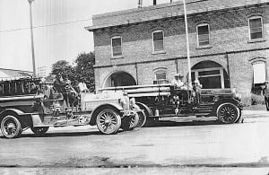 City opened second fire station in 1924