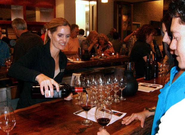 LangeTwins Winery opens tasting room