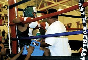 Lodi's Abundis making the boxing world take notice