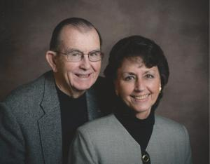 Don and Kathie Hawkinson celebrate 50th anniversary