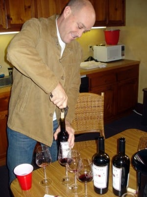 Mike McCay of McCay Cellars