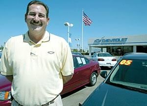 Lodi auto dealers cry foul over out-of-town firm's tent sale