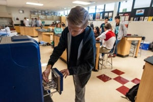 'World's best toy' comes to Lodi High School