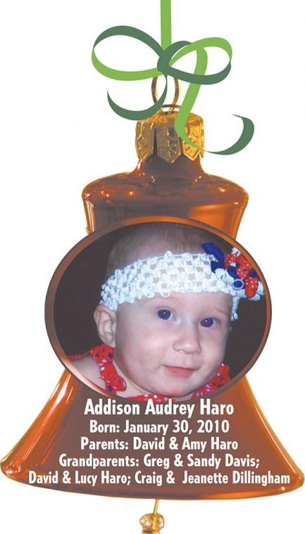 Addison Audrey Haro