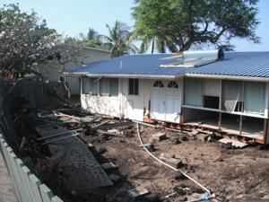 Former Lodi residents also experienced tsunami in Hawaii