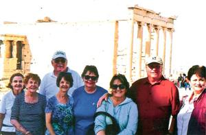 From the islands to Bethlehem, friends see history during cruise