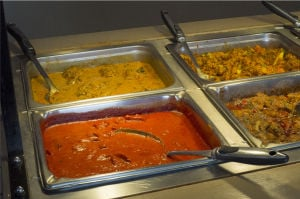 Friend's: New Indian restaurant offers buffet of traditional dishes