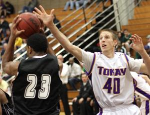 Tokay Tigers stick around early before McNair Eagles soar away