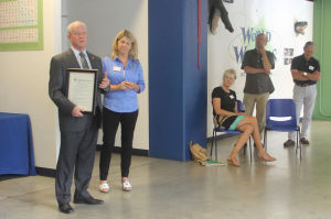 Rep. Jerry McNerney honors World of Wonders Science Museum