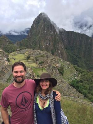 Snapshot: The heights of Machu Picchu