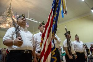Lodi gathers to honor veterans