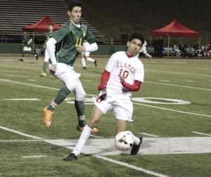 Boys soccer: Flames burned by Tracy, 3-2, in TCAL opener