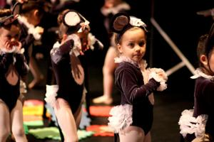 Lodi's tiny dancers leap, twirl into classic Christmas ballet
