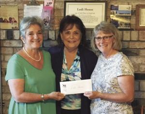 Lodi Community Hall of Fame: Suzanne Mangum honored for her dedication to women in need