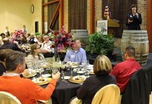 Lodi-area grape growers meet during annual dinner