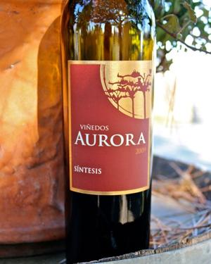 Lodi's Viñedos Aurora's mellow style follows a Spanish influence