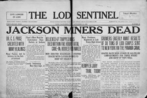 Lodi citizens tried to help in 1922 Jackson mine disaster