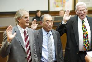 Lodi's new mayor: Bob Johnson
