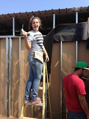 Ally Dodd participates in mission trip to Mexico