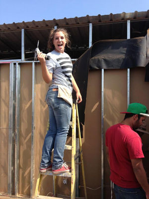 Ally Dodd participates in mission trip to Mexico