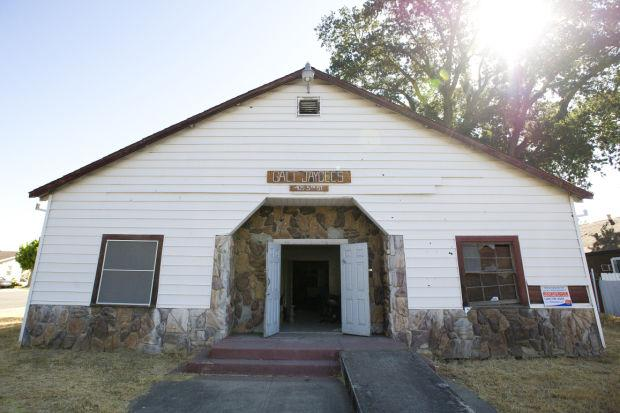 Demolition of Galt's historic Jaycees Hall building begins