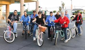 Lodi commuters kick off Bike to Work Week