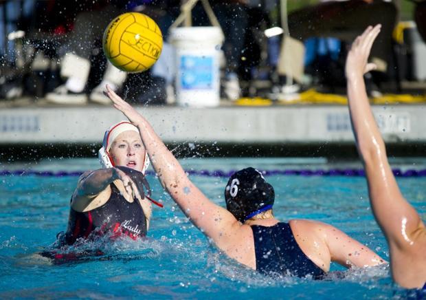 Lodi Flames the latest victim of section water polo powerhouse Davis Blue Devils