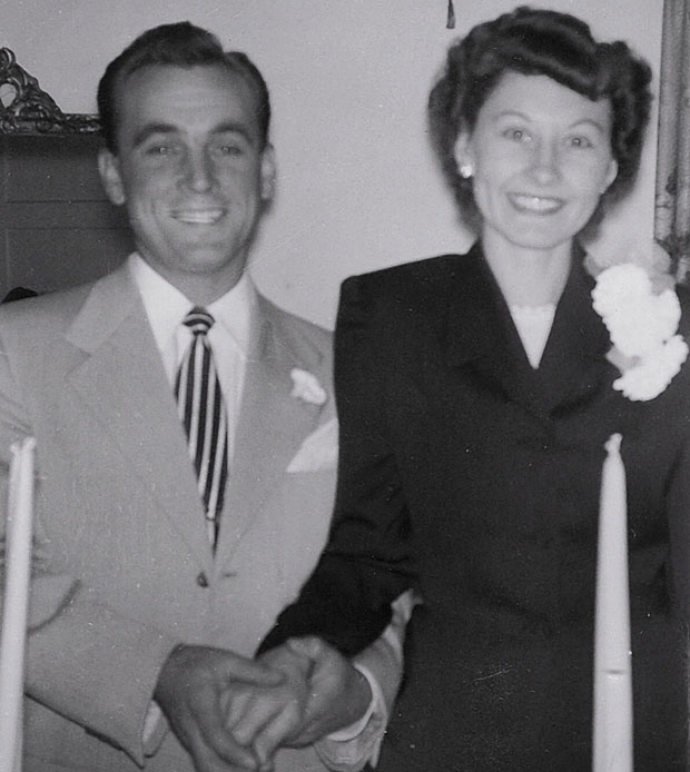 Irvin and Loneita Bender celebrate 60 years of marriage with a party