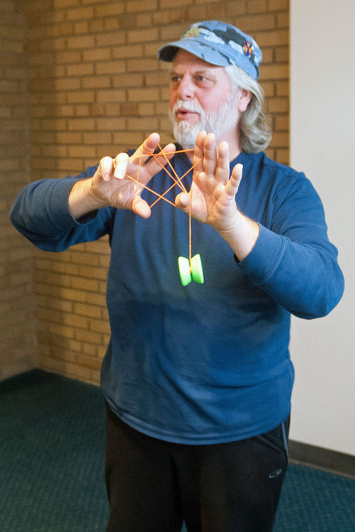 Yo-yos are more than just toys for Lodis Steve Speegle