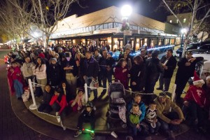 Parade Lights Up Lodi: Thousands gather in Downtown Lodi to watch the 17th annual Parade of Lights in Downtown Lodi on Thursday, Dec. 6, 2012.  - Dan Evans/News-Sentinel