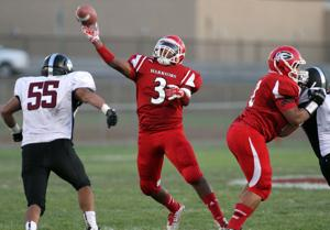 Football: Turnovers prove costly as Cougars deny Warriors' bid to start 3-0