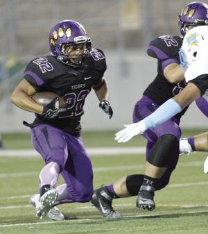 Football: Tigers stunned in opener