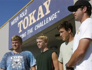 For Tokay Tigers, a family affair in water polo
