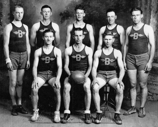 Vintage View: Methodist boys basketball team