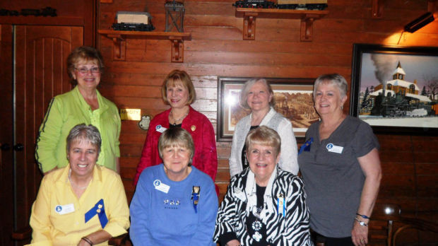 Soroptimist International of Lodi installs new officers