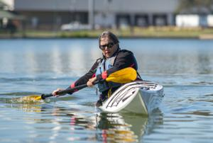 Lodi kayaking enthusiast Marilyn Hughes hopes to share love of sport with people with disabilities