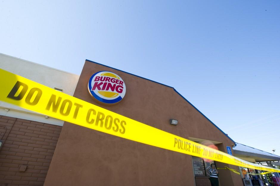 Man stabbed at Burger King in Lodi