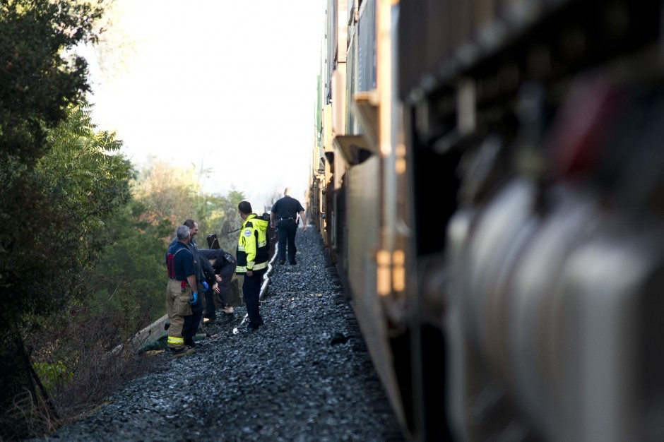 Man struck, killed by a train in Lodi on Friday morning