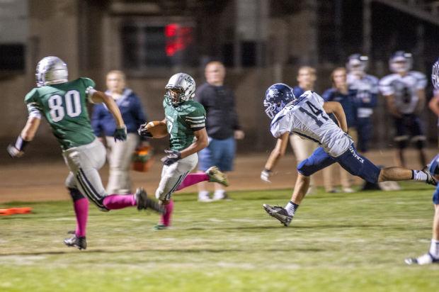 Football: Hawks stun defending Sierra Valley Conference champion Eagles