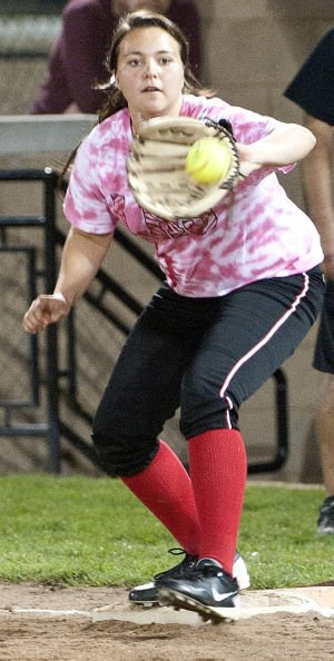 Softball: Former Lodi Flame Katie Bentz headed to Midwest