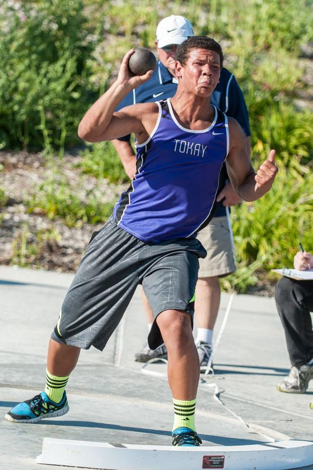 Track and field: Tiger boys 'Dart' to victory