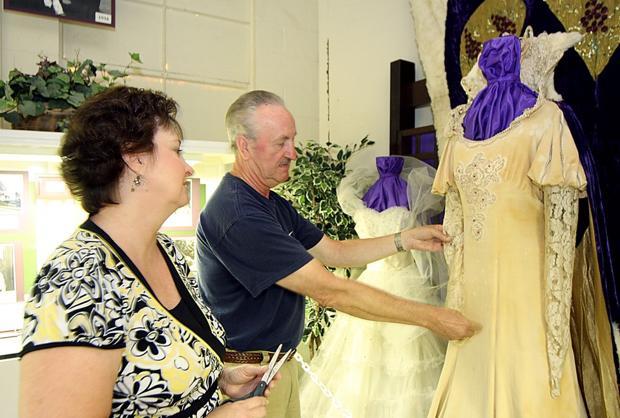 Lodi Grape Festival exhibits