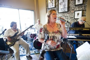 Swing Shift has fun bringing good music to Lodi events