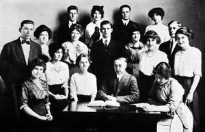 Lodi Union High School yearbook chronicles school life 100 years ago