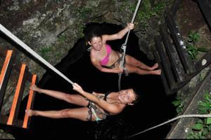 Machados go climbing in Mexico