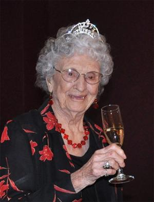 Lodi resident Amanda Viola O'Reilly celebrates 100th birthday